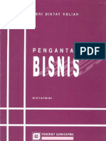 PENGANTAR BISNIS