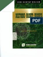 METODE RISET BISNIS