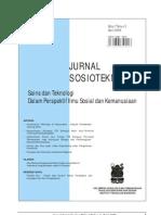 Jurnal Sostek Edisi April 2006