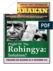 The Plight of Rohingya - Solution 3.43 Mb
