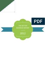 Colmar Brunton The Better Business Report