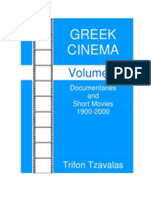 Greek Cinema: Trifon Tzavalas