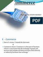 e Commerce s