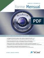 Informe Mensual Septiembre 2012
