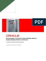 Exadata-Weiss1--Oracle Exadata Database Machine Architecture