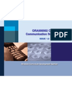 Ora000002 Cdma Communication Flow(Nss)Issue1.1