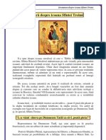 004. Invatatura Despre Icoana Sfintei Treimi