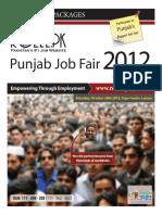 Punjab Jobfair 2012