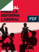 Guía Sindical Reforma Laboral  ( Octubre-2012 )