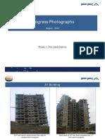 PRA the Lake District Kondhwa Pune Progress Photographs Aug 2012
