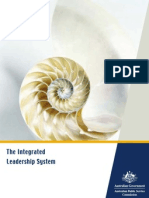 The Intergrated Leadership System