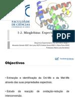 I-2 -Mioglobina Espectros Grupo1 PL2