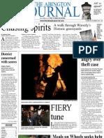 The Abington Journal 10-10-2012