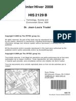 HIS2129 Course Notes