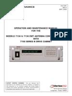 7134ACU Manual CG1261E