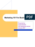 Marketing Powerpoint