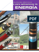 Catalogo de Cables Electricos Condumex