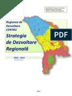 Proiect revizuit și aprobat al SDR Centru