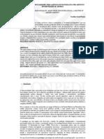 Conpedi - 2010 - Bioetica e Transexualidade