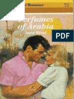 Harlequin Vintage - Perfumes of Arabia - Sara Wood