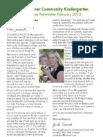 Newsletter 2012-02