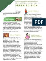 Newsletter 2011-11