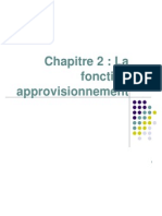 CH2-Approvisionnement