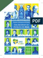 Folheto Da Oracao Oficial Jmj