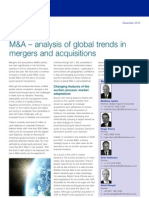 m a Analysis of Global Trends in Mergers and Acquisitions 6009897