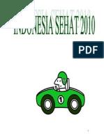 Indonesia Sehat Tahun 2010