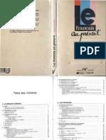 Le Francais Au Present