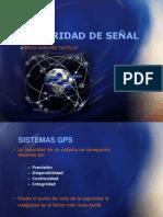 INTEGRIDAD DE SEÑAL GNSS - RAIM - Receiver Autonomous Integrity Monitoring