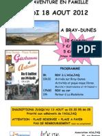 Affiche Bray Dunes