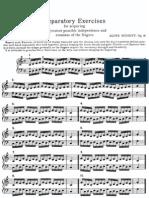 Schmitt - Preparatory Exercises, Op 16