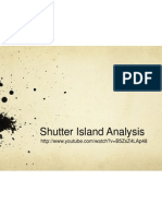 Shuuter Island Anylsis