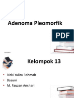 Pleomorfik Adenoma