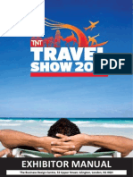 TNT Travel Show 2012 October Exhibitor Manual