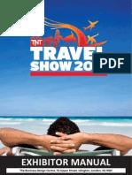 TNT Travel Show 2012 October Exhibitor Manual