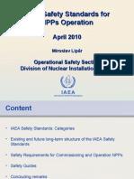 IAEA Safety Standards - Operational Safety