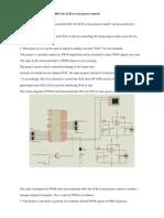 PWM With Microcontroller 8051 for SCR or Triac Power Control