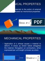 properties of matarials