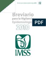 BREVIARIO Vigilancia EPIDEMIOLÓGICA-2010