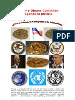 Holder y Obama Continúan Cagando la Justicia