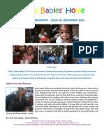 September Newsletter 2012 - SBH Magazine