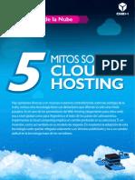 5 Mitos Sobre El Cloud Hosting