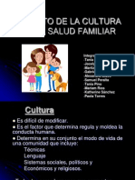 Power Impacto de La Cultura en La Salud Familiar