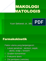 Farmakologi Integumen