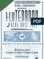 Flutedaddy Blue Note Jazz