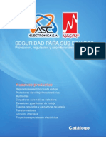Catalogo Transformadores Magon Asc 2012