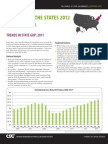 Trends in State GDP